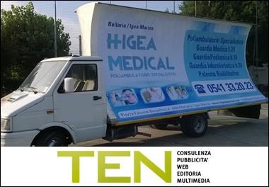 Camion Vela Itinerante, Furgovela Itinerante, Bici Vela Itinerante