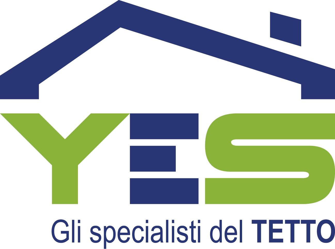 Logo-Yes-gli-specialisti-del-tetto-by-TEN-Advertising