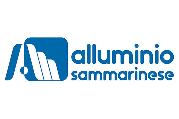 alluminio sammarinese logo san marino grafica