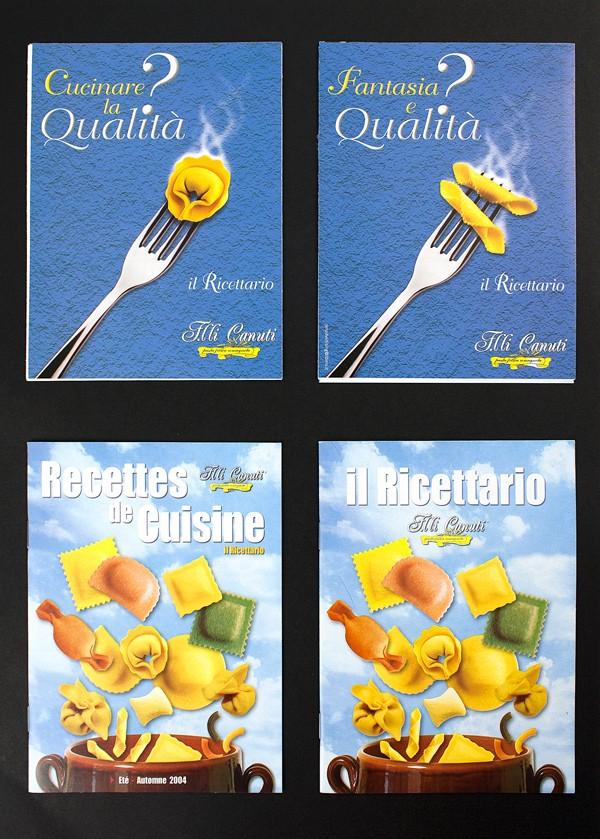TEN-immagine-coordinata-Fratelli-CANUTI-pastificio-rimini-ricettari