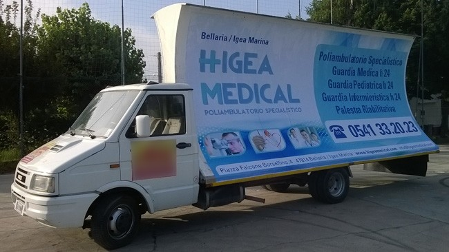 camion-vela-higea-medical-2014