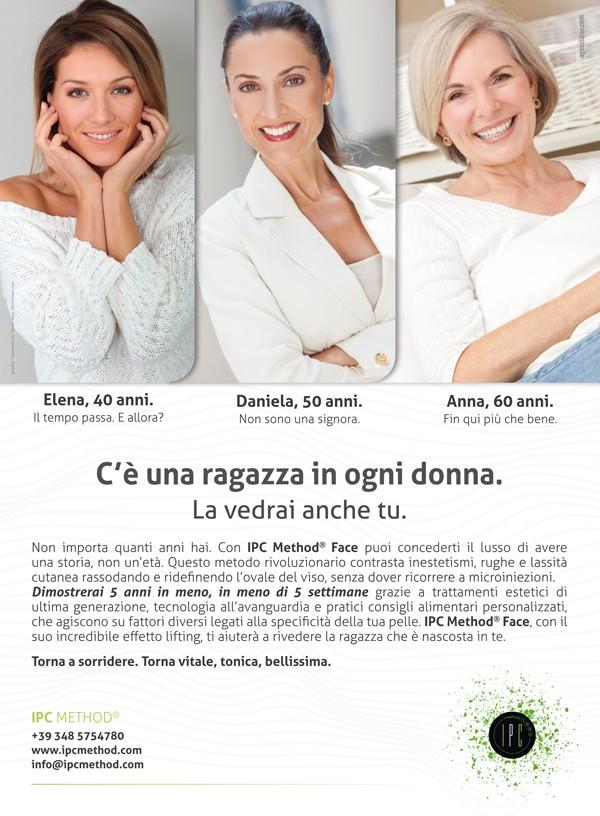 campagna-pubblicitaria-ringiovanimento-anti-eta-metodo-eclusivo-una-ragazza-in-ogni-donna