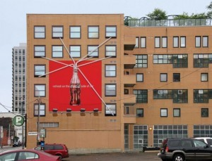 Coca Cola - Ambient Advertising