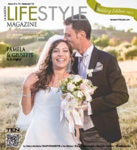 sfoglia il nuovo numero di LIFESTYLE MAGAZINE di Settembre 2016