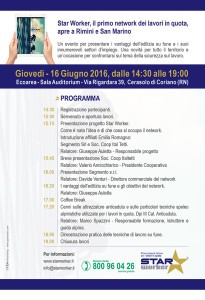 star-worker-programma-evento