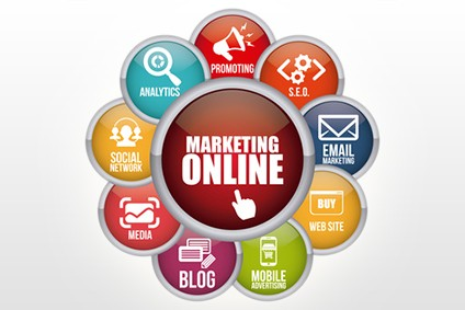 marketing online web